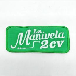Bordado La Manivela 2 CV