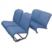 07-11-085SAV guarnecidos de asientos skai azul vaquero