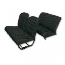 07-11-085SN guarnecidos de asientos skai negros
