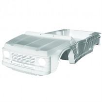 07-15-001EME Kit carrocería completa Mehari blanca