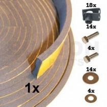 07-01-020 Kit de fijación de carroceria