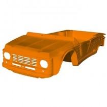 07-15-001EME Kit carrocería completa Mehari naranja Kirchiz
