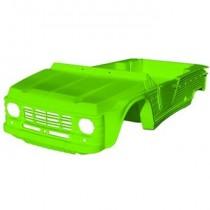 07-15-001EME Kit carrocería completa Mehari verde Tibesti
