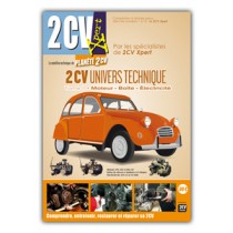 2 CV Univers Technique vol 1
