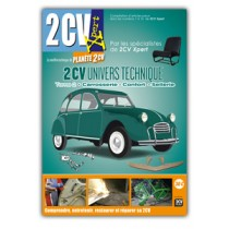 2 CV Univers Technique vol 2