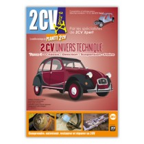 2 CV Univers Technique vol 3