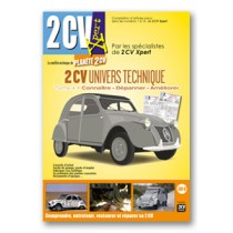 2 CV Univers Technique vol 4