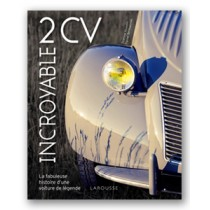 Incroyable 2 CV
