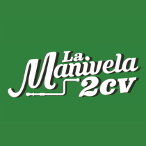 Imán rectangular La Manivela 2 CV