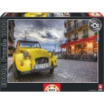 15526 Puzzle 1000 piezas Atardecer en Paris