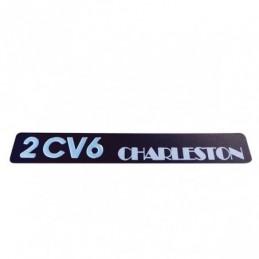 09-034 Monograma 2cv6 Charleston