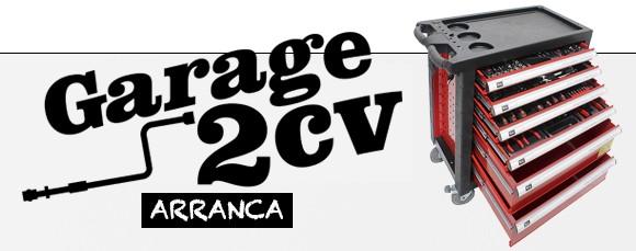 Garage 2CV